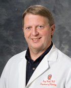 photo of Gary Wendt, MD, MBA