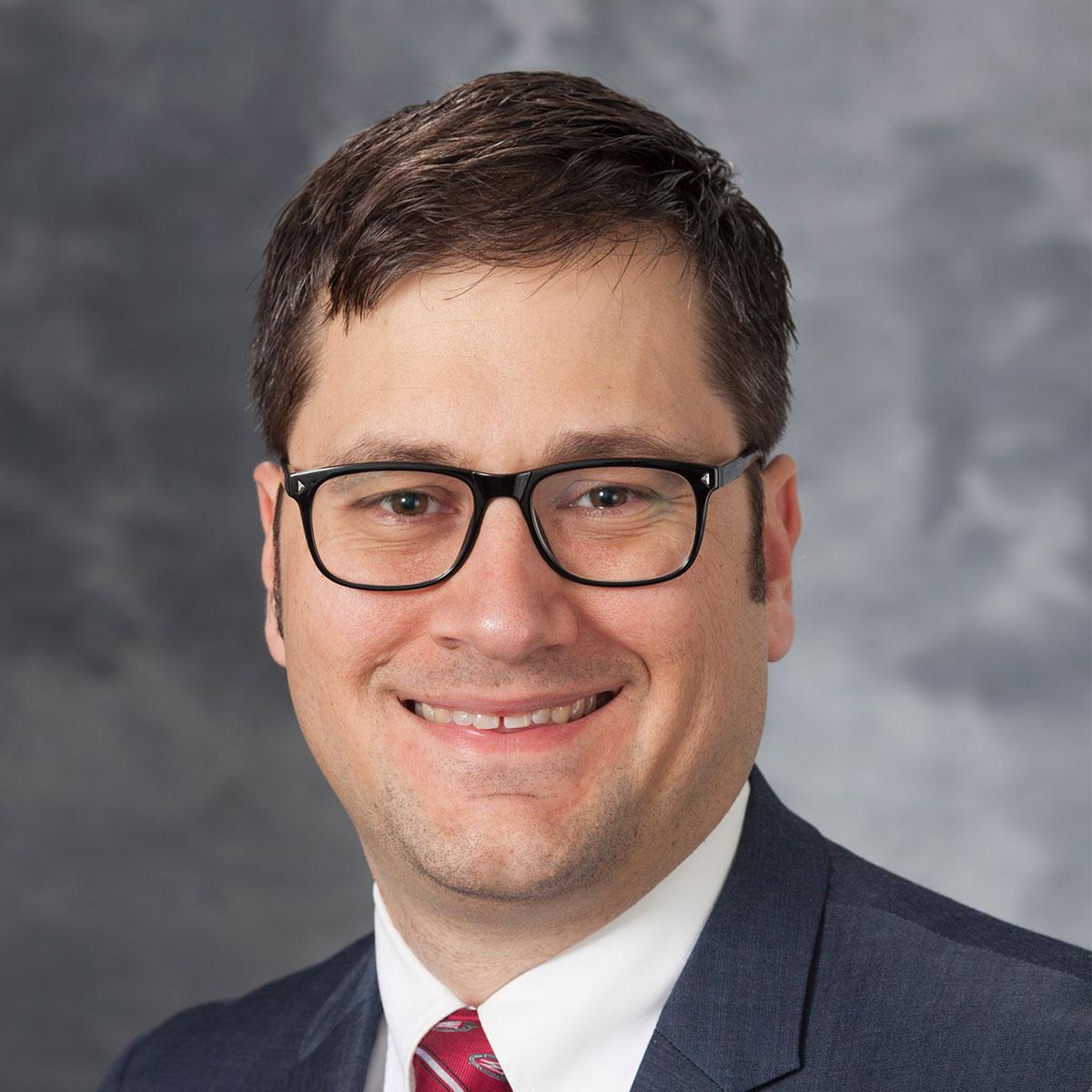 Picture of Alan McMillan, PhD