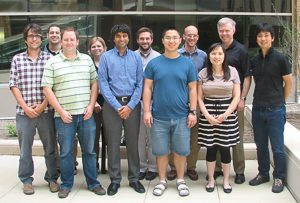 Photo of LIRP group